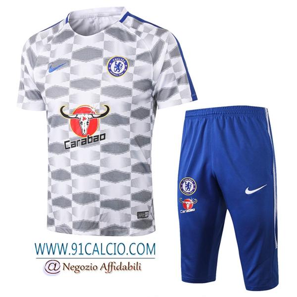 Allenamento calcio Chelsea 2018