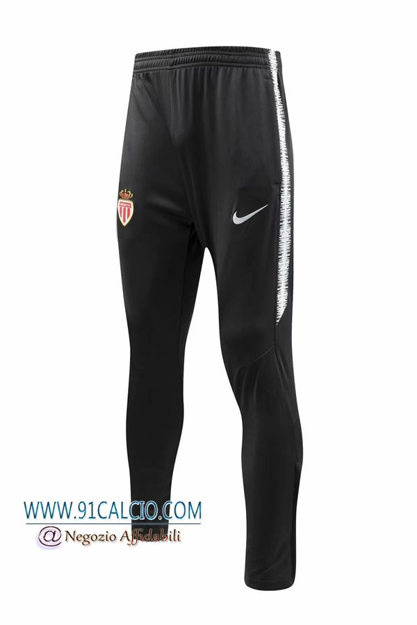 Tutte Le Pantaloni da training AS Monaco 2021 2022 2023 A Poco Prezzo