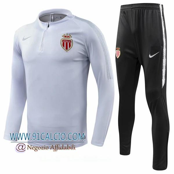 Tuta Calcio AS Monaco Uomo | Vendita Poco Prezzo | 91calcio