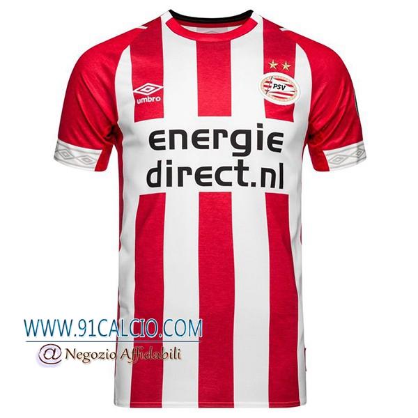 Maglia Calcio PSV Eindhoven Prima 2020 2021   91calcio