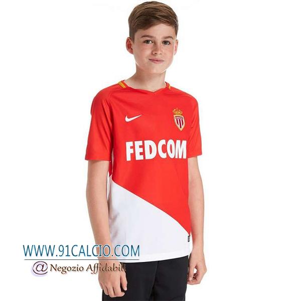 Maglia Home AS Monaco prima