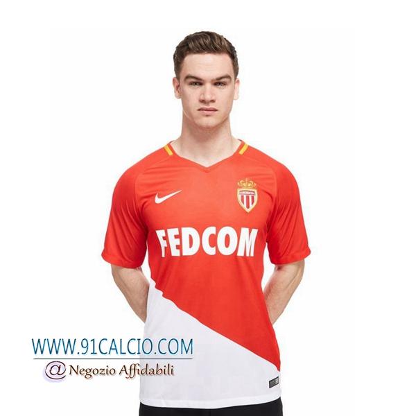 Maglia AS Monaco Calcio   Affidabili Thailandia   91calcio