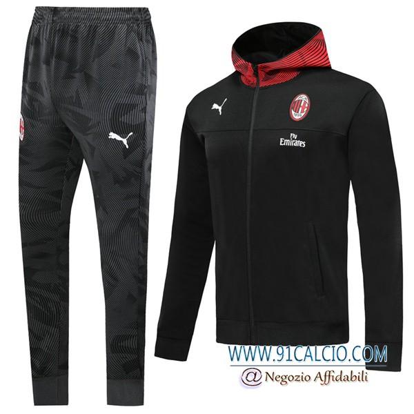 Tuta Calcio AC Milan Uomo | Vendita Poco Prezzo | 91calcio