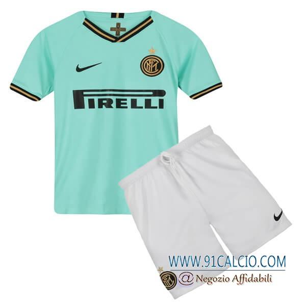 Maglia Calcio Inter Milan Bambino Seconda 2019 2020 | 91calcio
