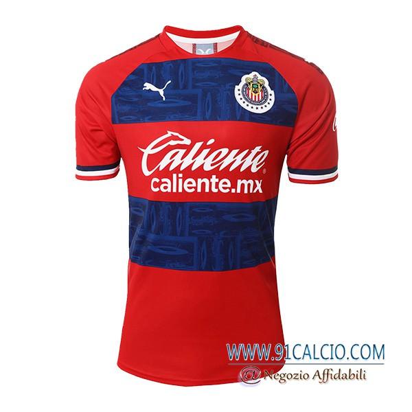 Maglia Calcio Guadalajara Chivas Seconda 2019 2020   91calcio