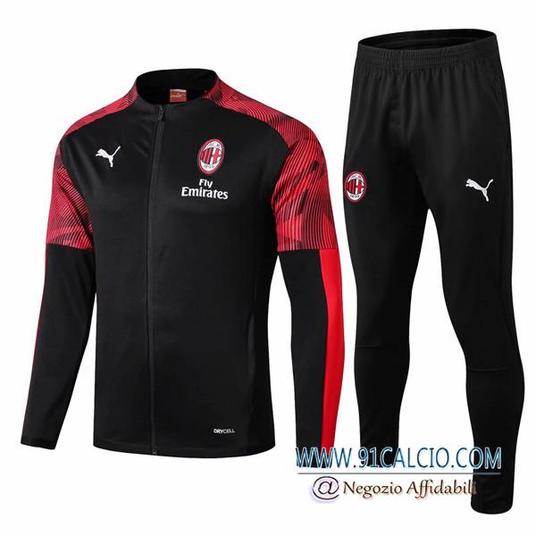 Tuta Calcio AC Milan Uomo   Vendita Poco Prezzo   91calcio