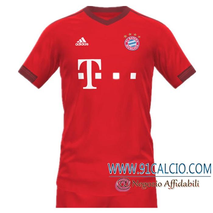 Nuova Maglie Calcio Bayern Monaco Prima 2021/2022