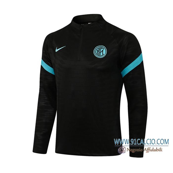 Felpa da training Inter Milan | Vendita Poco Prezzo | 91calcio