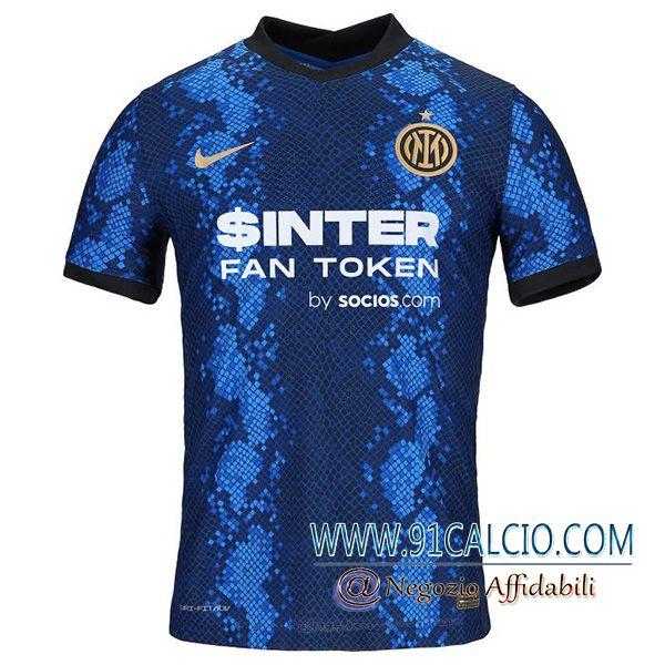 Nuova Maglia Calcio Inter Milan Prima 2020 2021 | 91calcio