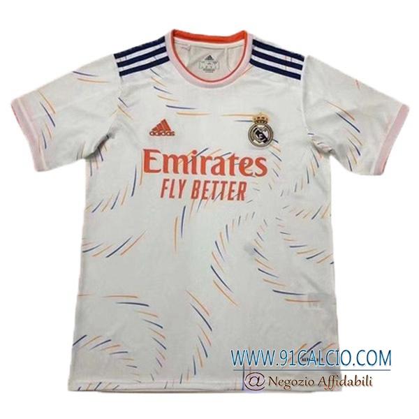 Nuove Maglia Calcio Real Madrid Prima Concept Edition 2021/2022
