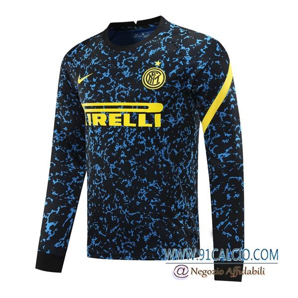 Felpa da training Inter Milan   Vendita Poco Prezzo   91calcio