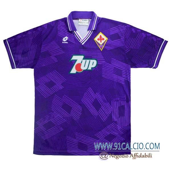 Maglie Calcio Retro ACF Fiorentina | Personalizzate Online | 91calcio