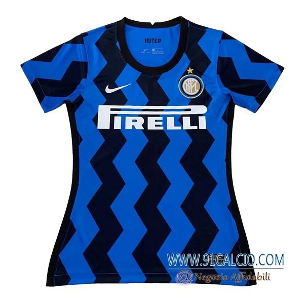 Maglia Calcio Inter Milan Donna Prima 2020 2021 | 91calcio