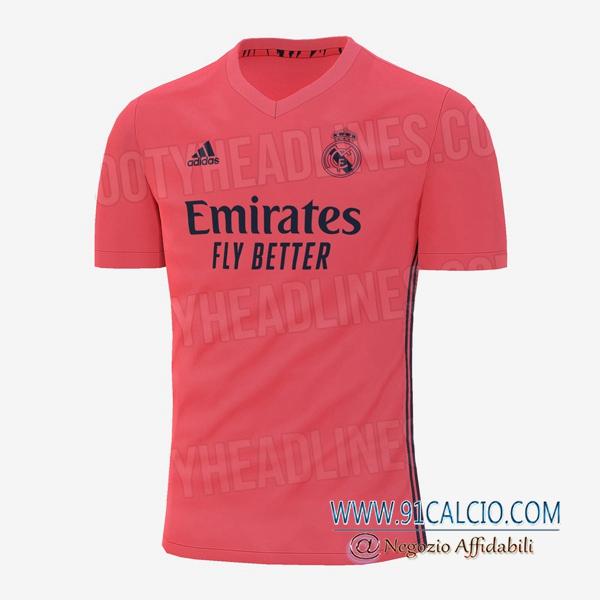 Maglia Calcio Real Madrid Seconda 2020 2021 | 91calcio