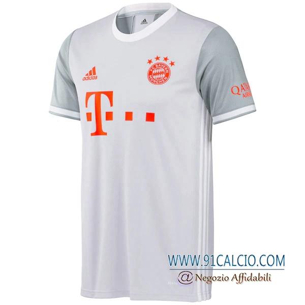 Nuova Maglia Calcio Bayern Monaco Seconda 2020 2021 | 91calcio