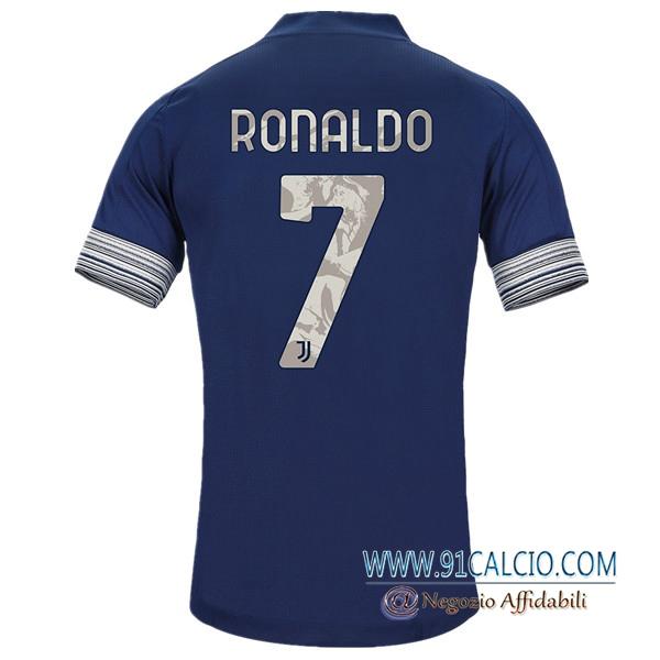 Maglia Calcio Juventus (RONALDO 7) Seconda 2020 2021 | 91calcio