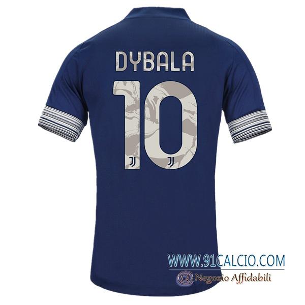 Maglia Calcio Juventus (DYBALA 10) Seconda 2020 2021   91calcio