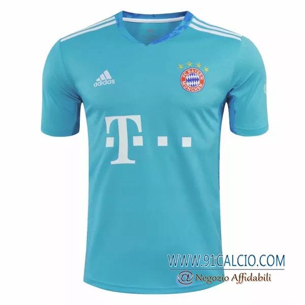 Maglia Calcio Bayern Monaco Portiere 2020 2021 | 91calcio