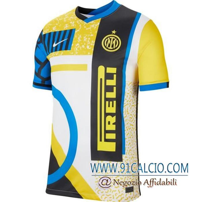 Le Nuove Maglie Calcio Inter Milan Seconda 2021/2022